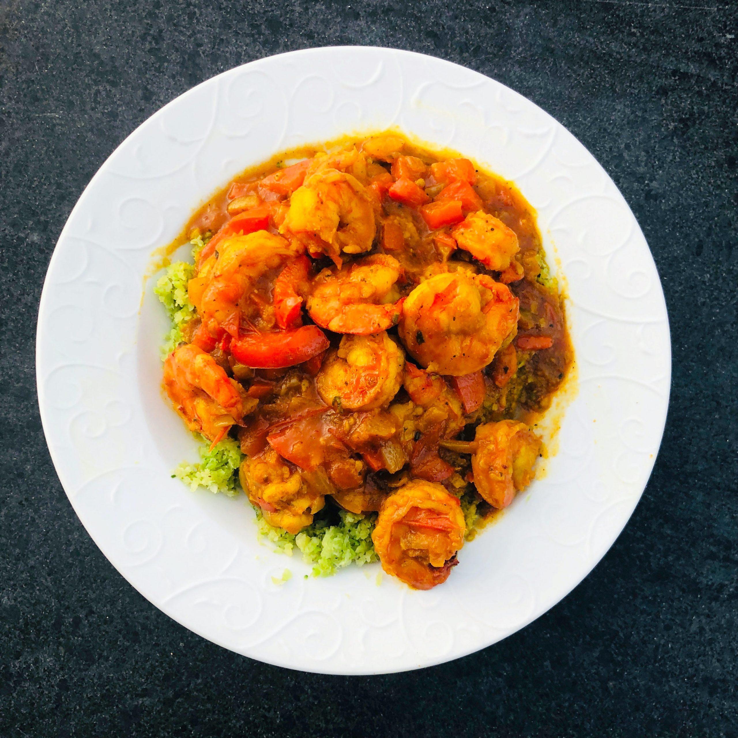 Curry Madras Koolhydraat Arm Recept