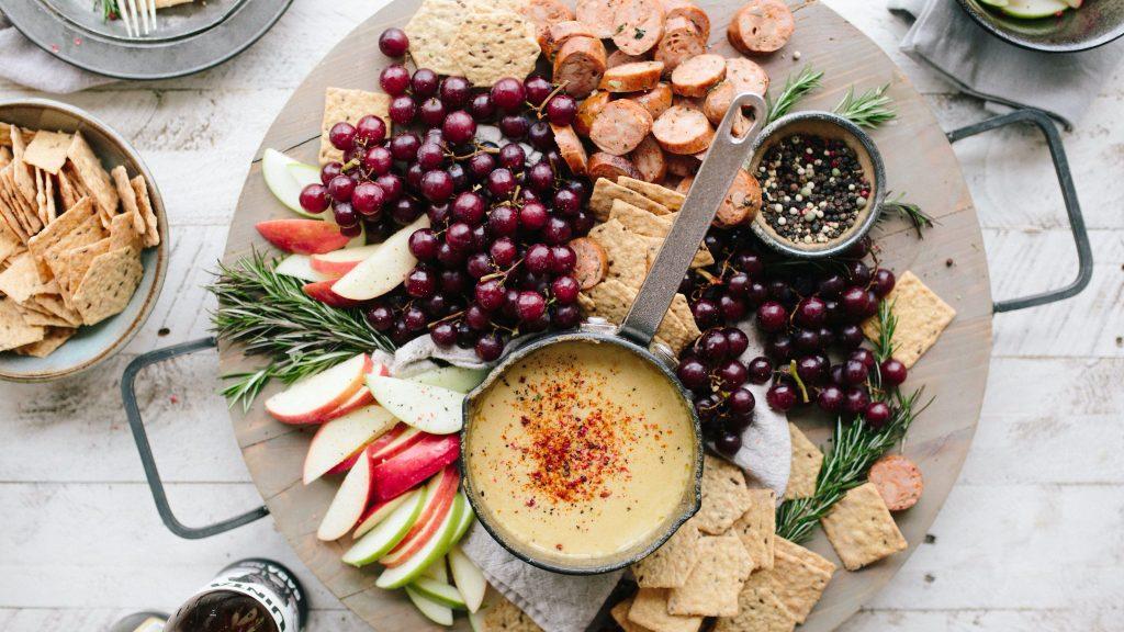 Gezonde Snacks Afvallen Dieet Fit