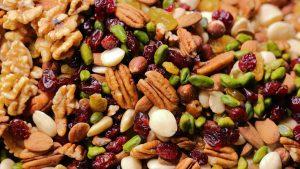 Gezonde Snacks Afvallen Dieet Noten
