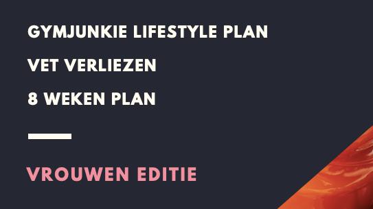 Gym Junkie Lifestyle Plan Ervaringen