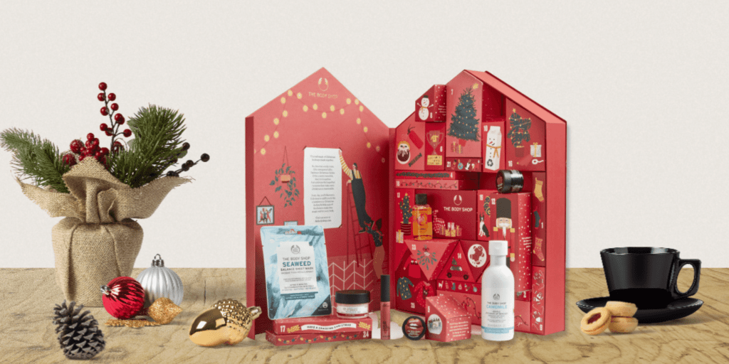 The Bodyshop Advent Kalender 2020 kopen