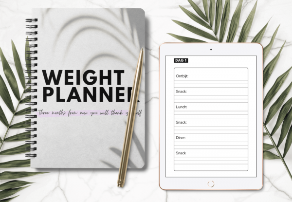weight planner kopen